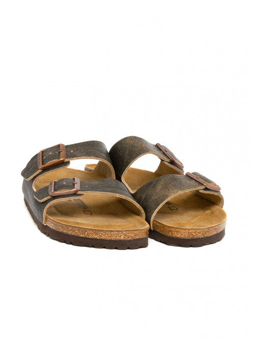 Arizona sandals vintage brown