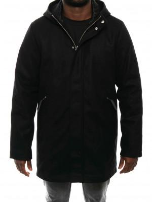 New snyder coat black 5 - invisable