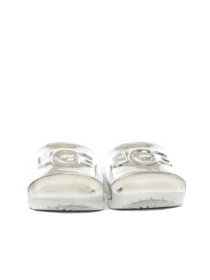 Royale sandals silver 5 - invisable