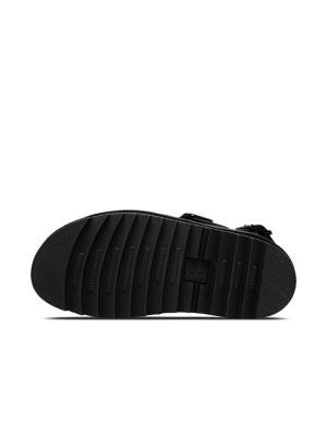 Voss sandals black 5 - invisable